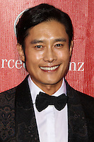 PALM SPRINGS, CA - JANUARY 04: Lee Byung-hun arriving at the 25th Annual Palm Springs International Film Festival Awards Gala held at Palm Springs Convention Center on January 4, 2014 in Palm Springs, California. (Photo by Xavier Collin/Celebrity Monitor)