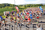 from left pictured at the Rose of Tralee International 10k Race in Tralee on Sunday.