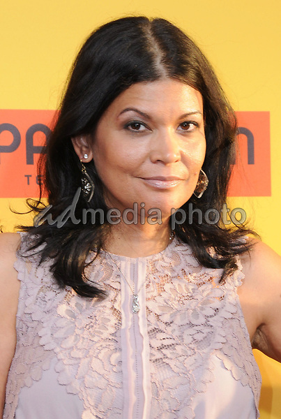 "26 April 2017 - Hollywood, California - Aida Rodriguez. Los Angeles premiere of ""How To Be A Latin Lover"" held at ArcLight Hollywood in Hollywood. Photo Credit: Birdie Thompson/AdMedia"