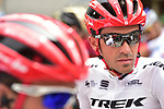Alberto Contador (ESP) Trek-Segafredo at sign on before the start of Stage 13 of the 104th edition of the Tour de France 2017, running 101km from Saint-Girons to Foix, France. 14th July 2017.<br /> Picture: ASO/Pauline Ballet | Cyclefile<br /> <br /> <br /> All photos usage must carry mandatory copyright credit (&copy; Cyclefile | ASO/Pauline Ballet)