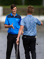 Action between Otago v Tasman in the afternoon match up during the Toro Men's Interprovincial Golf Championship, Clearwater Golf Course, Christchurch, New Zealand. photo: Joseph Johnston/www.bwmedia.co.nz