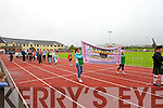 at the Kerry community games athlethics finals at an Riocht, Castleisland on Saturday.