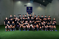 2019 New Zealand Schools rugby union team photo at the Sport & Rugby Institute in Palmerston North, New Zealand on Wednesday, 25 September 2019. Photo: Dave Lintott / lintottphoto.co.nz