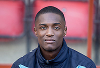 Anthony Stewart of Wycombe Wanderers during the Sky Bet League 2 match between Leyton Orient and Wycombe Wanderers at the Matchroom Stadium, London, England on 19 September 2015. Photo by Andy Rowland.