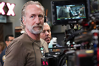 Director Brian Henson on the set of  <br /> The Happytime Murders (2018) <br /> *Filmstill - Editorial Use Only*<br /> CAP/RFS<br /> Image supplied by Capital Pictures