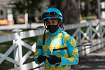 July 24,2020: e on Quick Call day at Saratoga Race Course in Saratoga Springs, New York. Rob Simmons/Eclipse Sportswire/CSM