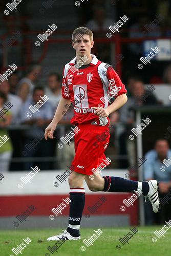 2008-07-26 / Voetbal / Archief 2008-2009 / K. Lyra T.S.V. / Ben Dresen..Foto: Maarten Straetemans (SMB)