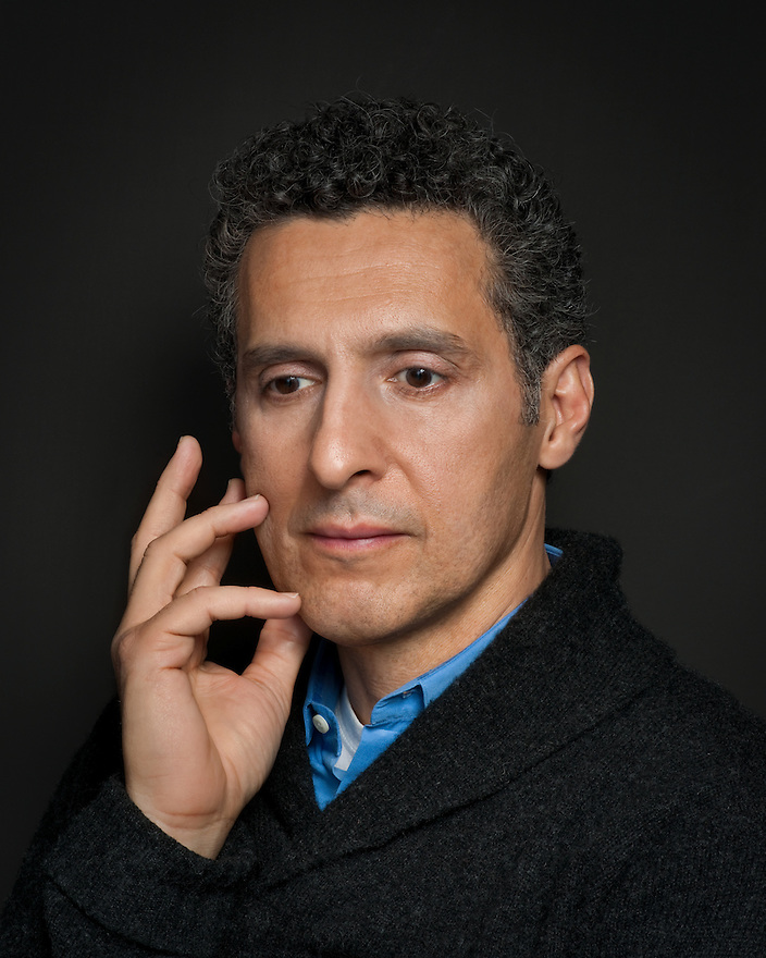 "Actor John Turturro photographed for the Creative Coalition ""It Starts with the Arts"" Project"