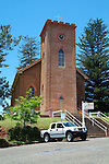 Historic Convict Built Anglican Church in Port Macquarie NSW<br />