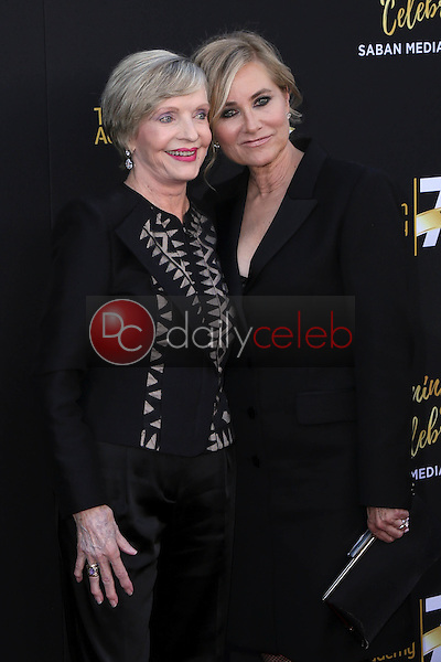 Maureen McCormick, Florence Henderson<br /> at the Television Academy's 70th Anniversary Celebration Gala, Television Academy, North Hollywood, CA 06-02-16<br /> David Edwards/Dailyceleb.com 818-249-4998
