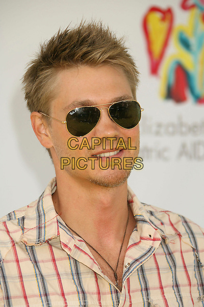 "CHAD MICHAEL MURRAY.""A Time For Heroes"" Sponsored by Disney to Benefit the Elizabeth Glaser Pediatric AIDS Foundation held at Wadsworth Theater, Westwood, California, USA,.10 June 2007..portrait headshot beard aviator sunglasses.CAP/ADM/RE.©Russ Elliot/AdMedia/Capital Pictures."