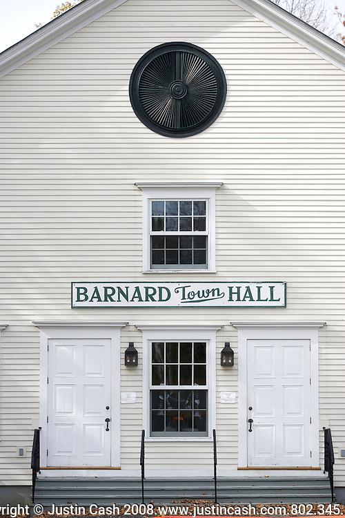 Barnard, Vermont, 2009