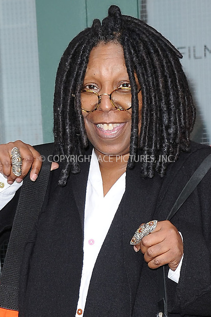 WWW.ACEPIXS.COM . . . . . .April 18, 2013...New York City....Whoopi Goldberg at a lunch for the Tribeca Film Festival on April 18, 2013 in New York City ....Please byline: KRISTIN CALLAHAN - ACEPIXS.COM.. . . . . . ..Ace Pictures, Inc: ..tel: (212) 243 8787 or (646) 769 0430..e-mail: info@acepixs.com..web: http://www.acepixs.com .