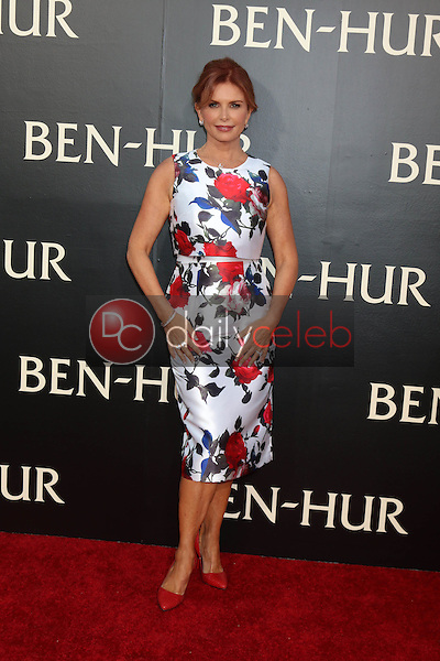 Roma Downey<br /> at the &quot;Ben-Hur&quot; Premiere, TCL Chinese Theater IMAX. Hollywood, CA 08-16-16<br /> David Edwards/DailyCeleb.com 818-249-4998