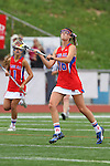 Redondo Beach, CA 05/14/11 - Melissa Hastie (Los Alamitos #16)in action during the 2011 US Lacrosse / CIF Southern Section Division 1 Girls Varsity Lacrosse Championship, Los Alamitos defeated Redondo Union 17-5.
