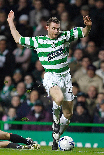 Stephen McManus, Celtic.stock season 2005-2006.pic willie vass