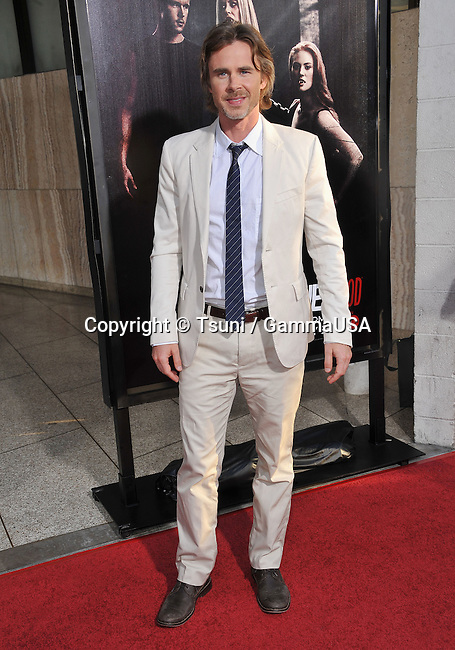 Sam Trammel _51 at True Blood Premiere  Season Fourth at the Arclight Theatre In Los Angeles.