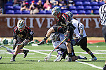 2014.03.08 - NCAA LAX - VMI vs High Point