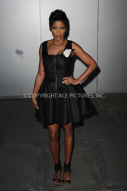WWW.ACEPIXS.COM<br /> March 22, 2015 New York City<br /> <br /> Tamron Hall attending the 'Mad Men' New York Special Screening at The Museum of Modern Art on March 22, 2015 in New York City.<br /> <br /> Please byline: Kristin Callahan/AcePictures<br /> <br /> ACEPIXS.COM<br /> <br /> Tel: (646) 769 0430<br /> e-mail: info@acepixs.com<br /> web: http://www.acepixs.com
