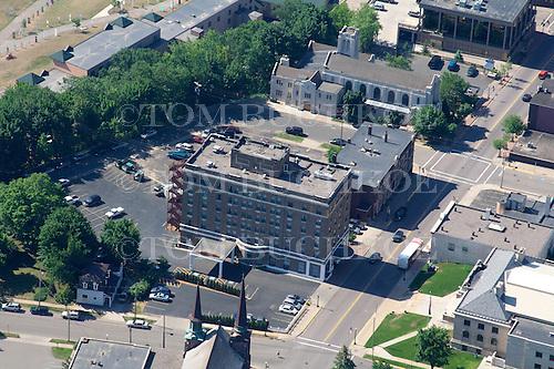 Landmark Hotel, Marquette, Upper Peninsula of Michigan.