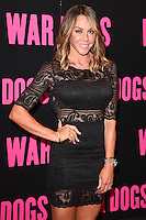 """Michelle Heaton<br /> arrives for the """"War Dogs"""" premiere at the Picturehouse Central, London.<br /> <br /> <br /> ©Ash Knotek  D3144  11/08/2016"""