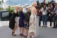 Nicole Kidman, Elisabeth Moss, Jane Campion &amp; Gwendoline Christie at the photocall for &quot;Top of the Lake: China Girl&quot; at the 70th Festival de Cannes, Cannes, France. 23 May 2017<br /> Picture: Paul Smith/Featureflash/SilverHub 0208 004 5359 sales@silverhubmedia.com
