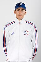 15 Aug 2007: Matthieu Brelle-Andrade - Team France Baseball