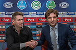 24-9-2017 Fc Groningen - PSV, Kontraktondertekening, Niek Hollewand