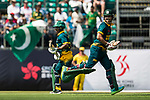 Jerry Nqolo of South Africa run between the wickets during Day 1 of Hong Kong Cricket World Sixes 2017 Group A match between Marylebone Cricket Club vs South Africa at Kowloon Cricket Club on 28 October 2017, in Hong Kong, China. Photo by Yu Chun Christopher Wong / Power Sport Images