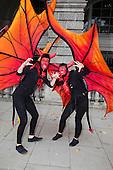 13 September 2009. The Mayor's Thames Festival. (Photo: Bettina Strenske)