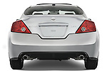Straight rear view of a 2008 Nissan Altma Coupe