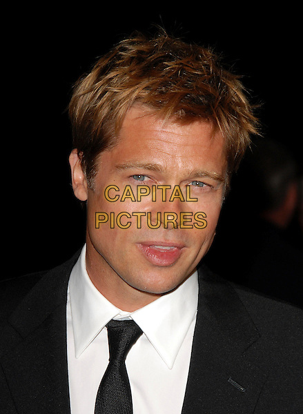 BRAD PITT.Attends The 2007 Palm Springs International Film Festival Awards Gala held at The Palm Springs Convention Center in Palm Springs, California, USA,  January 06 2007..portrait headshot.CAP/DVS.©Debbie VanStory/Capital Pictures