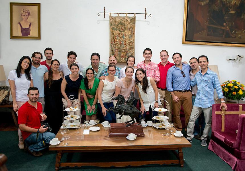 Escuela Mexican de Te, Cocoyoc, Morelos, Mexico