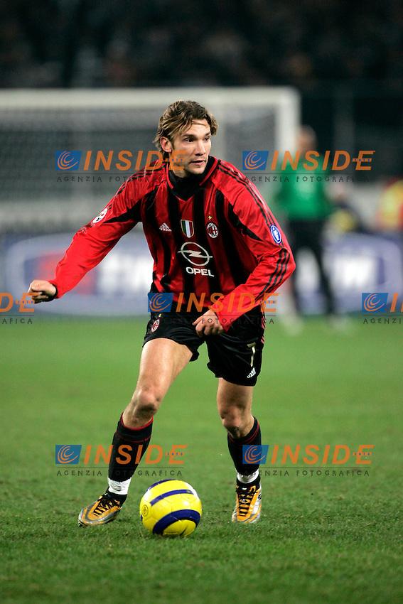 Milano 18-12-2004<br /> Campionato di calcio Serie A 2004-05<br /> Juventus Milan 0-0 <br /> Andriy Shevchenko Milan <br /> Foto FLP/Insidefoto