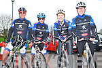 Kerry Crusaders Cycling Club Scenic Challenge: Taking part in the Kerry Crusaders Cycling Club Scenic Challenge on Sunday last were Michael Collins, Elaine Collins, Hannah O'Connor & Pat Boyce of the Sliabh Luachra Cycling club.