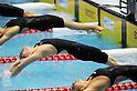 Aya Terakawa (JPN), MAY 25, 2012 - Swimming : JAPAN OPEN 2012, Women's 100m backstroke Final at Tatsumi International Swimming Pool, Tokyo, Japan. (Photo by Atsushi Tomura /AFLO SPORT) [1035]