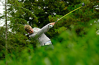 Reece Black (Ulster) during final day foursomes at the Interprovincial Championship 2018, Athenry golf club, Galway, Ireland. 31/08/2018.<br /> Picture Fran Caffrey / Golffile.ie<br /> <br /> All photo usage must carry mandatory copyright credit (© Golffile | Fran Caffrey)