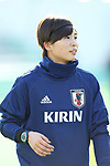 Miho Manya (JPN), JANUARY 16, 2018 -  Football / Soccer : <br /> Japan women's national team training camp <br /> in Tokyo, Japan. <br /> (Photo by Yohei Osada/AFLO)