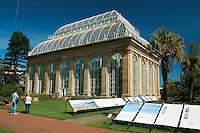 The Royal Botanic Gardens Glasshouse, Edinburgh