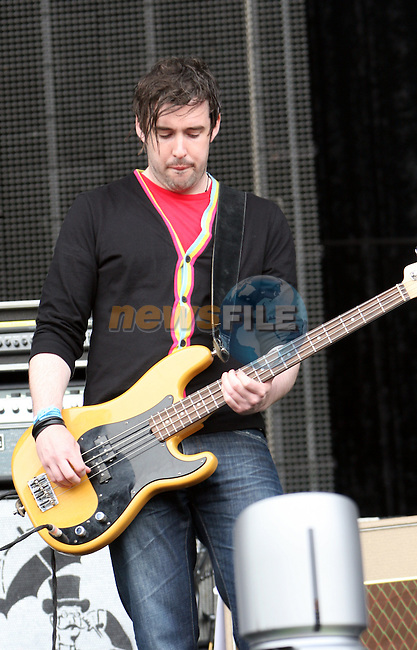 Anthony Doran of the Blizzards at Slane 2009...Photo NEWSFILE/Jenny Matthews.(Photo credit should read Jenny Matthews/NEWSFILE)....This Picture has been sent you under the condtions enclosed by:.Newsfile Ltd..The Studio,.Millmount Abbey,.Drogheda,.Co Meath..Ireland..Tel: +353(0)41-9871240.Fax: +353(0)41-9871260.GSM: +353(0)86-2500958.email: pictures@newsfile.ie.www.newsfile.ie.FTP: 193.120.102.198.