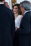 Queen Letizia during lunch commemorative twentieth anniversary of El Economista at Hotel VillaMagna in Madrid. June 08, 2016. (ALTERPHOTOS/BorjaB.Hojas)