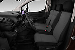 Front seat view of a 2019 Opel Combo Dynamic 4 Door Car van front seat car photos