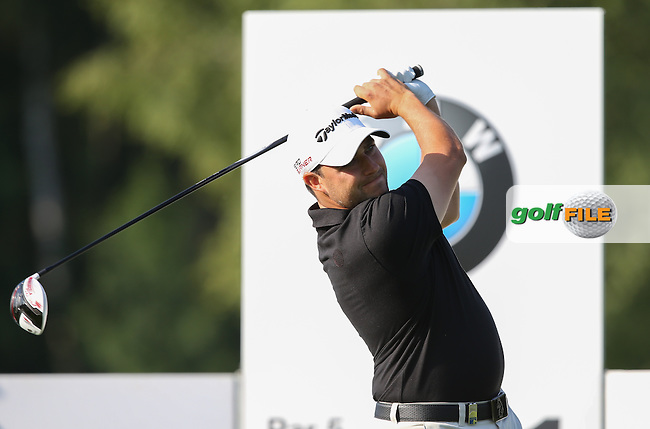 Jason Barnes (ENG) during Round Two of the 2015 BMW International Open at Golfclub Munchen Eichenried, Eichenried, Munich, Germany. 26/06/2015. Picture David Lloyd | www.golffile.ie