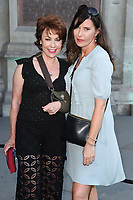 Kathy Lette &amp; Roni Ancona at the Victoria and Albert Summer Party held at the Victoria and Albert Museum in London, UK. <br /> 21 June  2017<br /> Picture: Steve Vas/Featureflash/SilverHub 0208 004 5359 sales@silverhubmedia.com