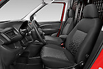 Front seat view of a 2015 Opel COMBO LiHI 4 Door Cargo Van 2WD Front Seat car photos