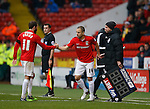 Joe Cole of Coventry City comes on as a substitute - English League One - Sheffield Utd vs Coventry City - Bramall Lane Stadium - Sheffield - England - 13th December 2015 - Pic Simon Bellis/Sportimage-