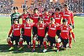 Oita team group line-up, JANUARY 7, 2012 - Football /Soccer : 90th All Japan High School Soccer Tournament semi-final between Oita 1-2 Ichiritsu Funabashi at National Stadium, Tokyo, Japan. (Photo by YUTAKA/AFLO SPORT) [1040]