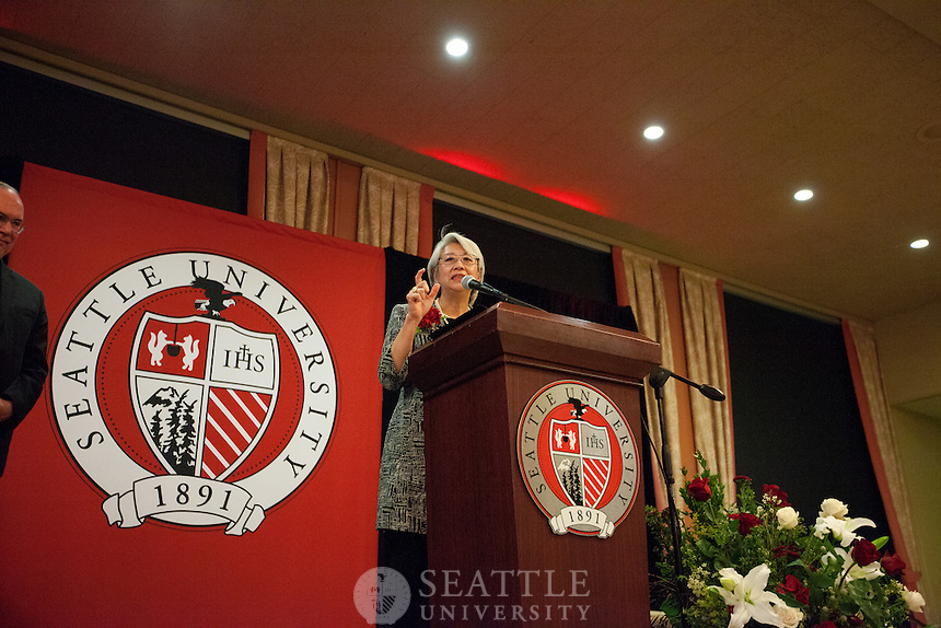 April 17, 2012 - Seattle University's 2012 Alumni Awards