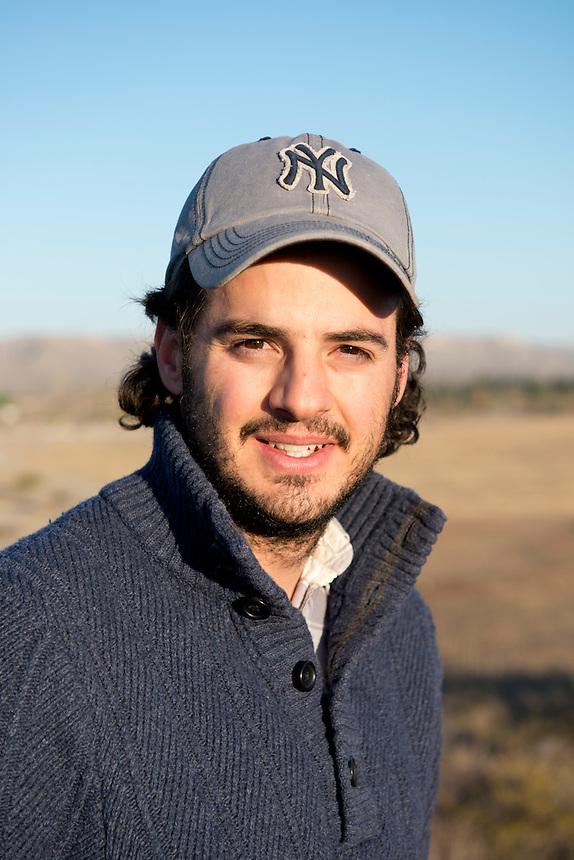 Rivero Gonzalez vineyard, Parras, Coahuila.