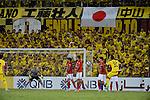 Kashiwa Reysol vs Guangzhou Evergrande during the 2015 AFC Champions League Quarter Final 1st leg match on August 25, 2015 at the Hitachi Kashiwa Stadium in Kashiwa, Japan. Photo by Kazuaki Matsunaga / World Sport Group